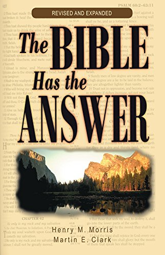 The Bible Has The Answer (Bible Answers For Almost All Your Questions)