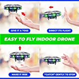 Force1 Scoot LED Hand Operated Drone for Kids or