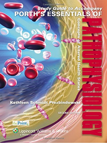 Pathophysiology Concepts Of Altered Health States 8th Edition Pdf