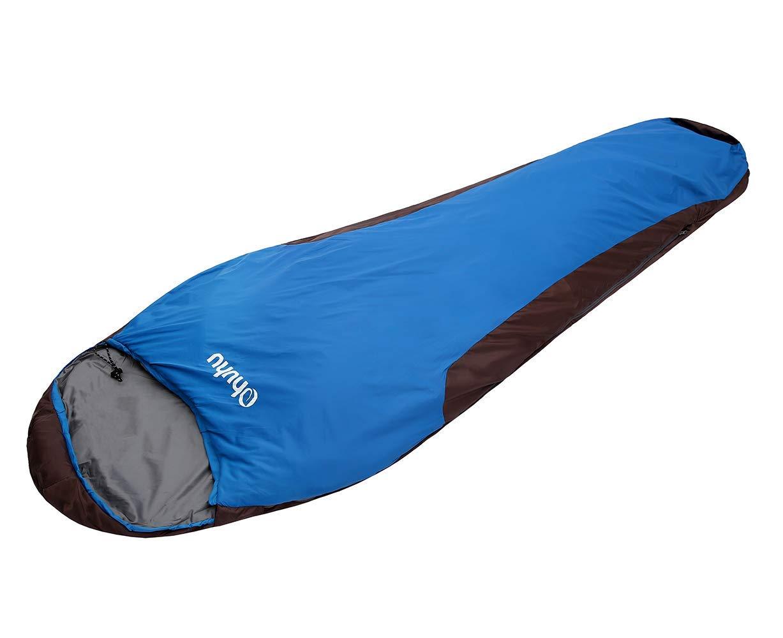 Kelty Schlafsack Cosmic Down 0° - Saco de dormir momia para acampada, color naranja, talla Regular: Amazon.es: Deportes y aire libre