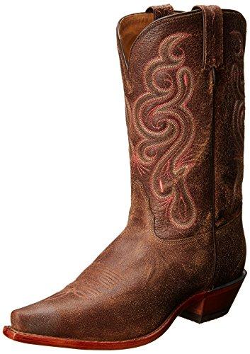 Tony Lama Navajo Womens Leather Cowboy, Western