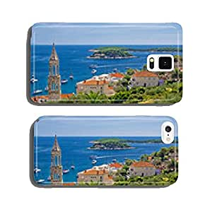 Island of Hvar nature and architecture cell phone cover case Samsung S5