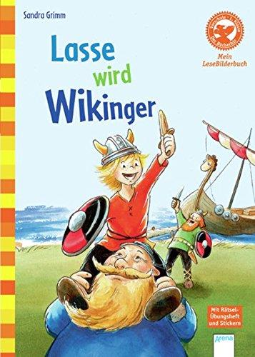 Lasse wird Wikinger: Der Bücherbär: Mein LeseBilderbuch