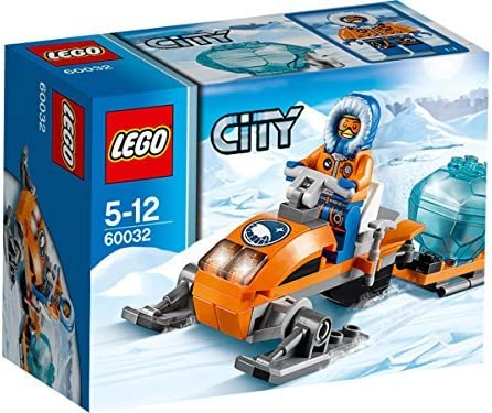 LEGO (LEGO) City snowmobiles 60032