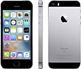 Apple iPhone SE Space Gray 16GB Verizon Prepaid Carrier Locked - Retail Packaging ()