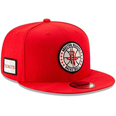 1db71a57754 New Era Houston Rockets 2018 NBA Tip-Off Series 9FIFTY Snapback Adjustable  Hat – Red