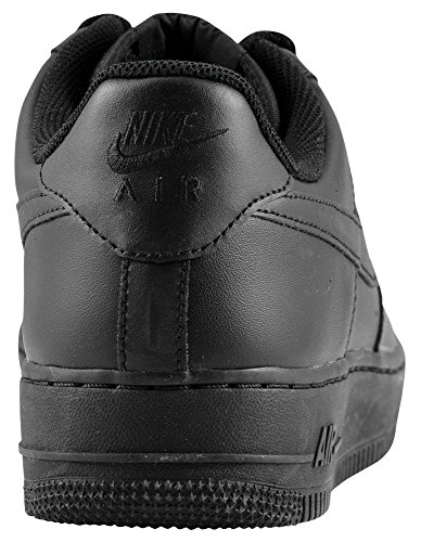 Nike Men, Sports Shoes, air Force 1 '07 Black