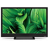 VIZIO 720P Widescreen LED HDTV, Black, 24' (Certified Refurbished)