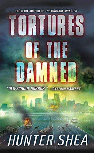 book cover of Tortures of the Damned