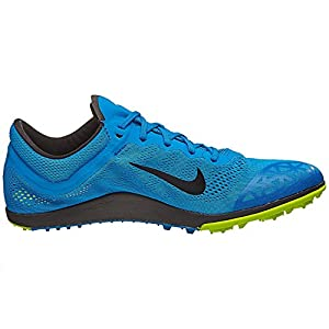 Nike Zoom XC Cross Country Distance Spikes Shoes Blue Black Mens Size 11