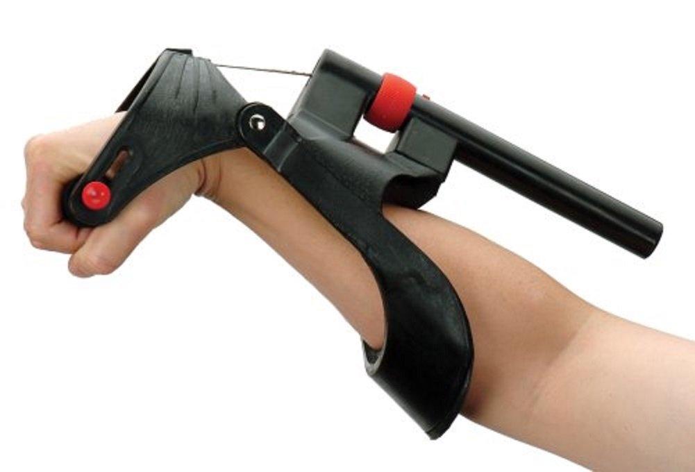 New Power Forearm Wrist Strengthener Grip Exerciser Trainer