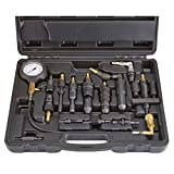 14 Piece Diesel Compression Tester Set for Cars, Trucks, Tractors