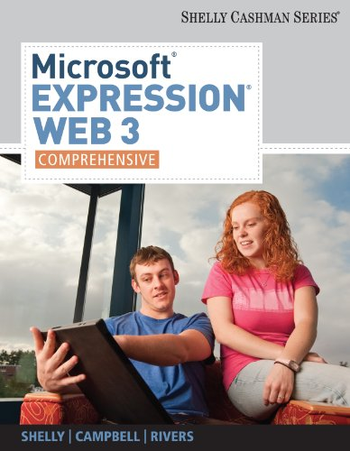 Microsoft Expression Web 3: Comprehensive (Available Titles Skills Assessment Manager (SAM) - Office 2010) Pdf