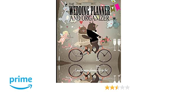 The Wedding Planner and Organizer: Bears Wedding Planner Book ...
