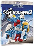 Les Schtroumpfs 2 [Combo Blu-ray 3D + Blu-ray + DVD + Copie digitale] [Combo Blu-ray 3D + Blu-ray + DVD + Copie digitale]