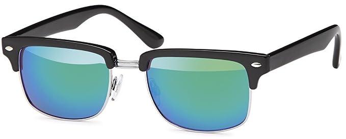 La Optica - Gafas de sol - para hombre Negro Glänzend ...