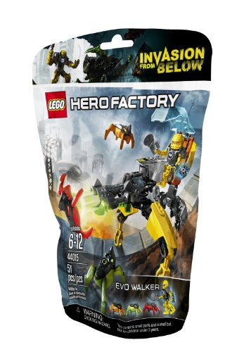 LEGO Hero Factory 44015 Evo Walker Building Set
