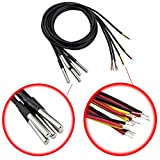 Ocr TM 5 Pcs 1M Universal Waterproof Digital Temperature Temp Sensor Probe DS18B20