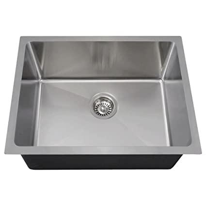small offices design 1823 9. 1823 18-Gauge Undermount Single Bowl 3/4-Inch Radius Stainless Steel Kitchen Small Offices Design 9