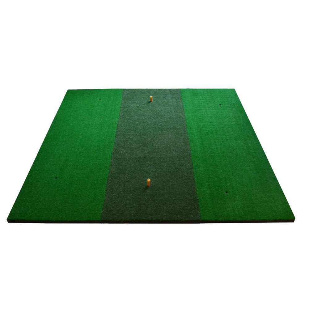 ゴルフパッティング練習/パッド屋内練習ボールマットパーソナルトレーニングパッドスイングパッド(1.5m * 1.5m)   B07L1LB1C3