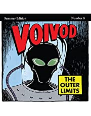 Outer Limits (Rocket Fire Red With Black Smoke Vinyl)
