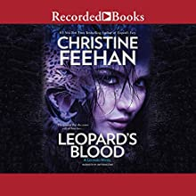 Leopard's Blood Audiobook by Christine Feehan Narrated by Jim Frangione