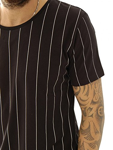 Kultivate Shirts T-Shirts Ts Reff-Black Usp1501030248-01