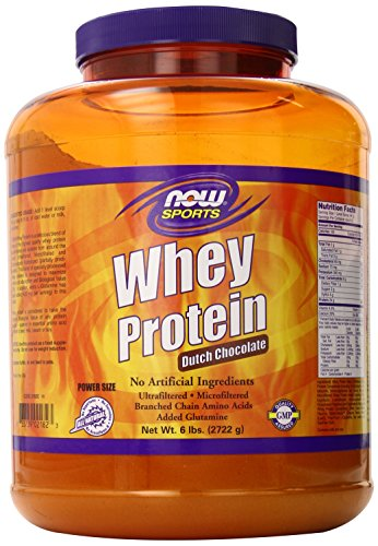 Whey protein 6 lbs