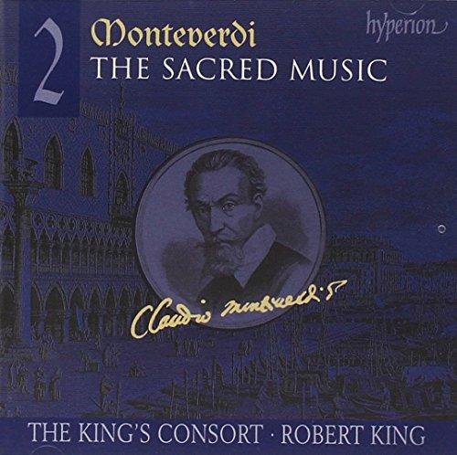Monteverdi: Sacred Music Vol.2