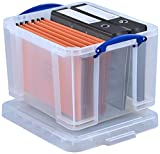 Really Useful Box 35 Litre Office/General Storage - Clea
