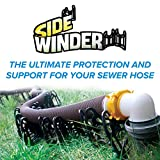 Camco 20ft Sidewinder RV Sewer Hose Support, Made