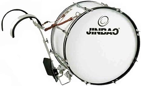 Jinbao - Bombo marcha: Amazon.es: Instrumentos musicales