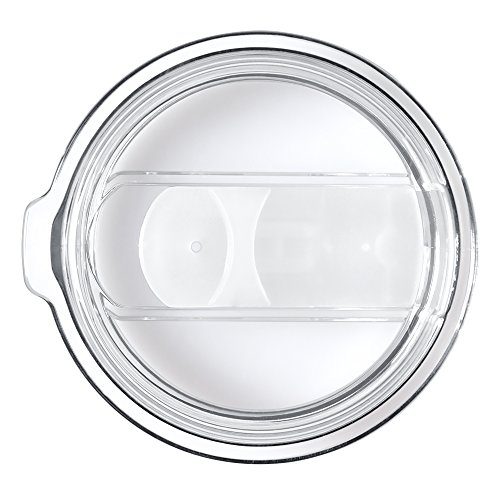 Yeti lids 30 oz,EasyULT new Tumbler Lid For 30oz Yeti Rambler Tumbler - Sliding, Spill Resistant and Straw Friendly (Lid only, 30 oz Tumbler Not Included)