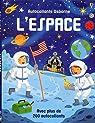 L'espace - Autocollants Usborne par Smith