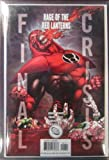 img - for Final Crisis Rage of the Red Lanterns (Comic) book / textbook / text book