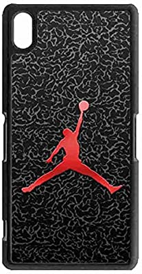 Sony Xperia Z2 Funda Carcasa, Michael Jordan Brand Logo Sony ...