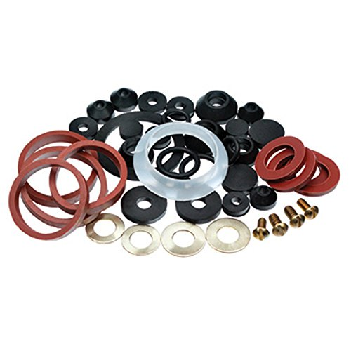 Danco 80817 Home Washer Assortment, 42-Piece - Shower Washer