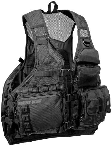 Ogio 108024.36 Stealth Black Utility Flight Vest