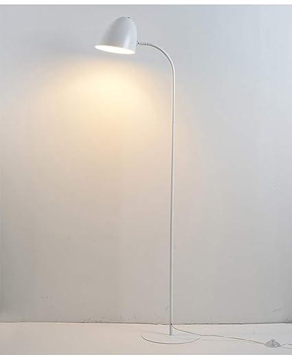 Lámpara de pie Minimalista nórdica de la Sala de Estar ...