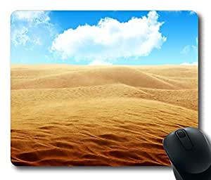 Desert Sky Mouse Pad Desktop Laptop Mousepads Comfortable Office Mouse Pad Mat Cute Gaming Mouse Pad by runtopwell