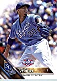 2016 Topps Opening Day Baseball #OD 69 Yordano Ventura Kansas City Royals