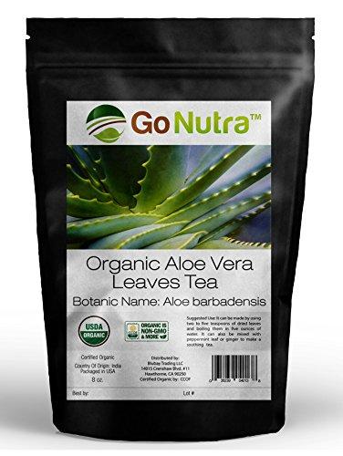 Aloe Vera Leaves Tea Organic -