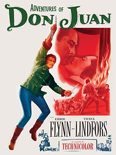 Woods Huntley - Adventures of Don Juan