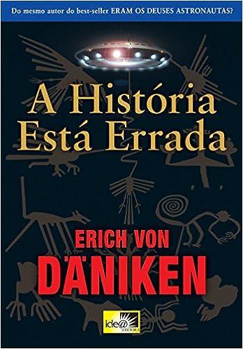 Book A História Está Errada (Em Portuguese do Brasil)