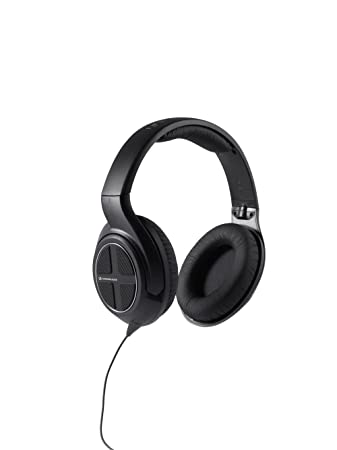 df1067c0f53 Sennheiser HD 428 SC Closed Ear Headphone, Black (Discontinued by  Manufacturer): Amazon.co.uk: Hi-Fi & Speakers