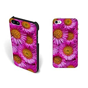 Simple Pretty Flower Case For Samsung Galaxy S5 Cover Hipster Floral Red Sunflower Hard Plastic Case For Samsung Galaxy S5 Cover Case Skin Personalized for Girls.
