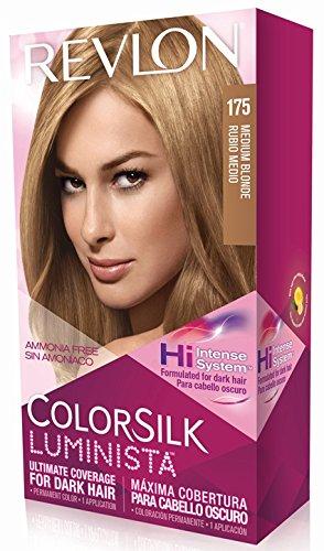 Revlon Colorsilk Luminista Haircolor, Medium Blonde, 1 Count