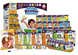 little champion reader - Early Reading Program for Baby, Toddler, Preschool, Kindergarten- Alphabet, Vowel Phonics & 200+ Sight Words - Little Champion Reader 9 DVD, Flash card, Book Kit