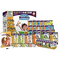 Early Reading Program for Baby, Toddler, Preschool, Kindergarten- Alphabet, V...