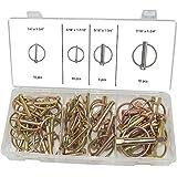 Swordfish 31170 Lynch Pin Assortment Kit, 50 Piece